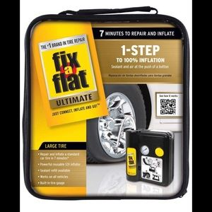 Other - Fix-A-Flat Large Tire Ultimate Car Kit 🆕